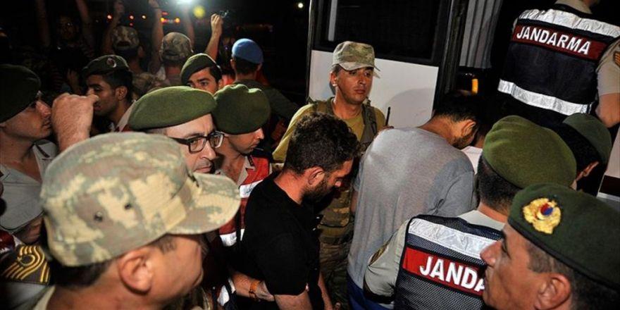 Darbeci 11 Asker Ula İlçesinde Yakalandı