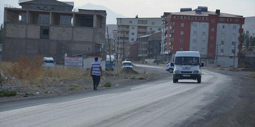 Şemdinli'nin Altınsu Köyü Ve İncesu Mezrasında 3 Gün Sokağa Çıkma Yasağı