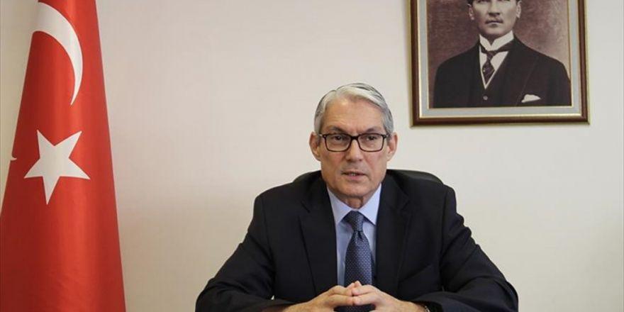 Türkiye'nin Lefkoşa Büyükelçisi Kanbay: Bu Hainlerin Kktc'de De Uzantıları Olduğunu Biliyoruz