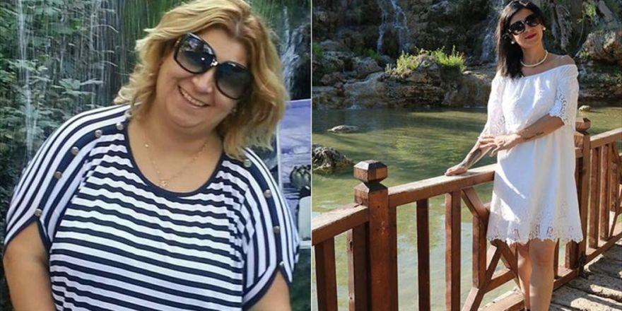1 Yılda 70 Kilo Zayıfladı