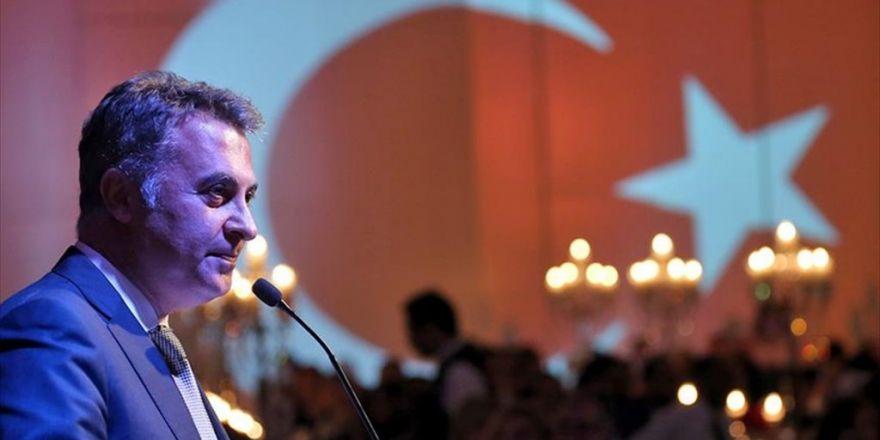 Beşiktaş Kulübü Başkanı Orman: Beşiktaş Camiası Darbeye Karşıdır