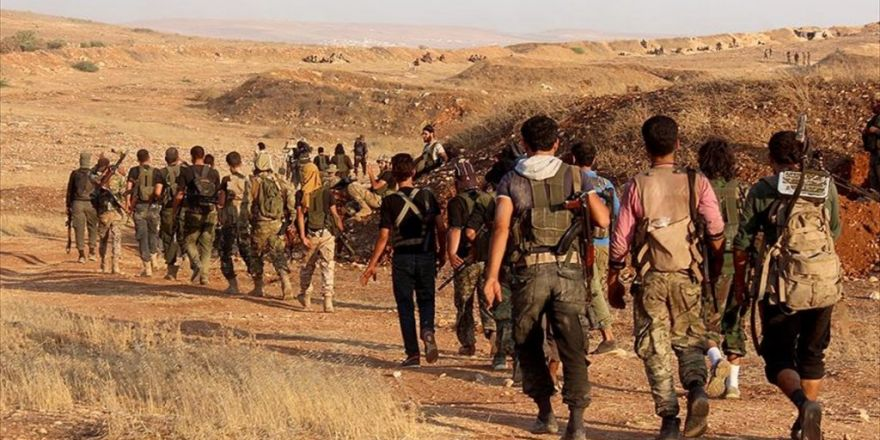 Halep'te Muhaliflerin Operasyonu Devam Ediyor