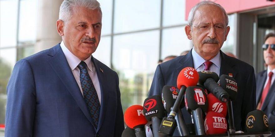 Başbakan Yıldırım: Khk'lar Konusunda Muhalefetin Hassasiyetlerini Dikkate Alacağız