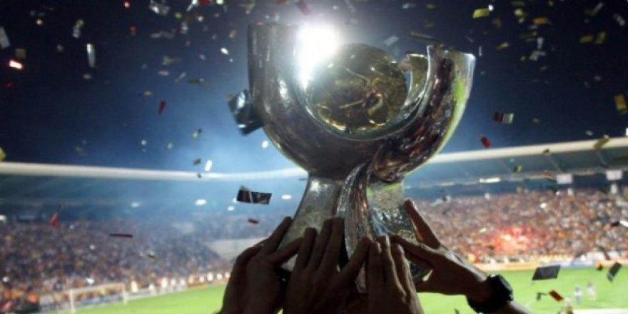 Turkcell Süper Kupa'nın biletleri tükendi