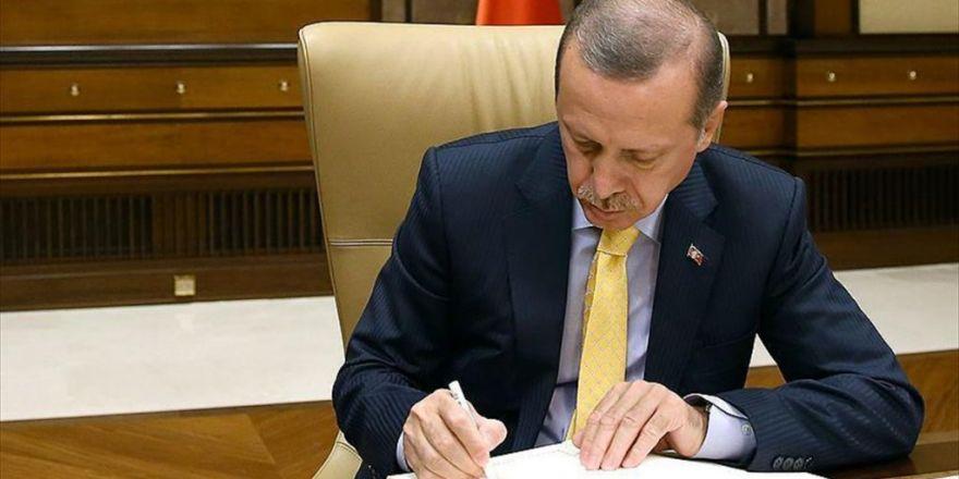 Cumhurbaşkanı Erdoğan'dan Kanun Onayı