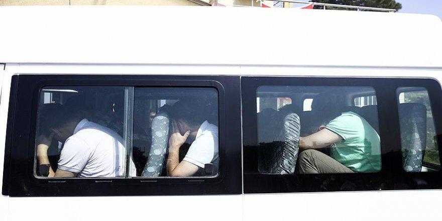 FETÖ'nün darbe girişimi soruşturmasında 91 tutuklama