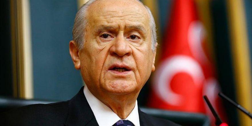 'Türk Milleti Ordusuna Sırtını Güvenle Dönebilmeli'