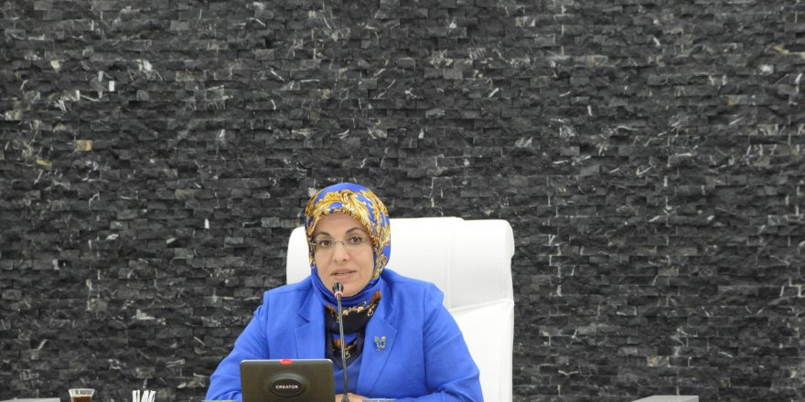 Meram Belediye Meclisi'nden destek