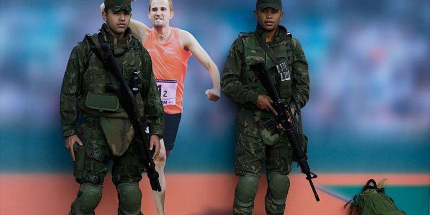Güvenlik Tehdidi Altında Rio'ya Doğru