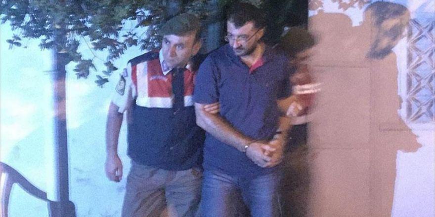 Yargıtay Üyesinin Evinde Yakalanan 2 Asker Tutuklandı