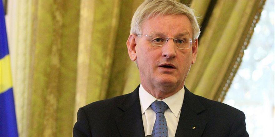 Eski İsveç Başbakanı Bildt Avrupa'nın Tepkisizliğini Eleştirdi