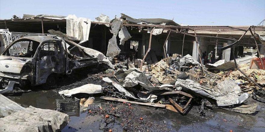 Irak'ta Uluslararası Koalisyon Güçleri Sivilleri Hedef Aldı