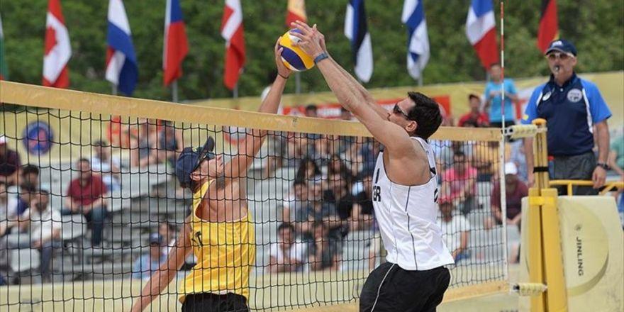 Rio'da Plaj Voleybolu Müsabakaları 6 Ağustos'ta Başlayacak