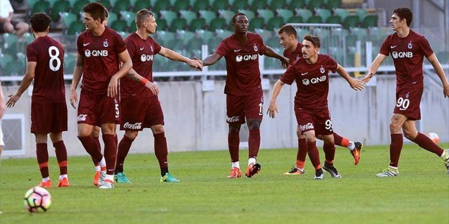 Trabzonspor'dan Gollü Başlangıç