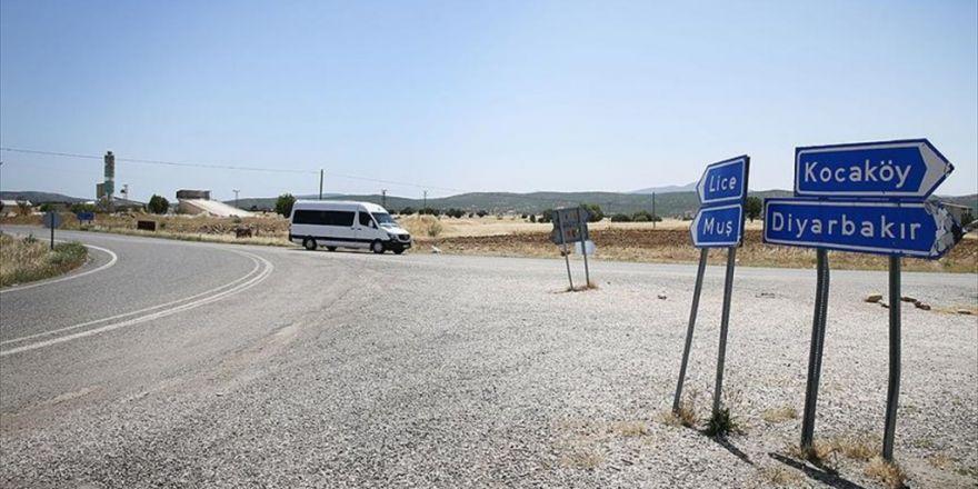 Diyarbakır'da 14 Köydeki Sokağa Çıkma Yasağı Kaldırıldı