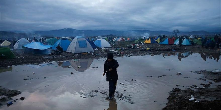 'Dünyadaki Sığınmacıların Yüzde 40'ı Arap Ülkelerinden'