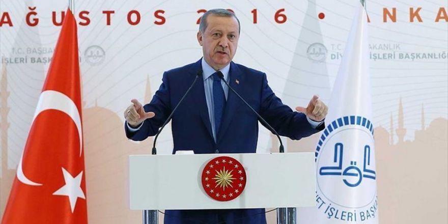 Erdoğan: Artık Şüphe Dönemi Bitti, Mücadele Dönemi Başladı