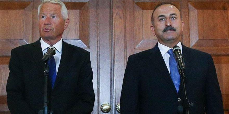 Dışişleri Bakanı Çavuşoğlu: Avrupa'nın Yanlış Tutumundan Vazgeçmesi Gerekiyor