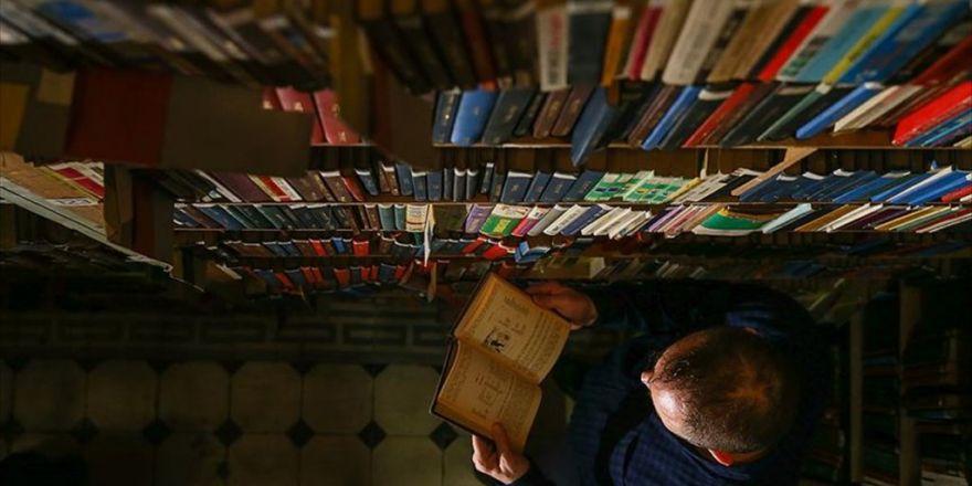 Türkiye'de 29 Bin 522 Kütüphane Var