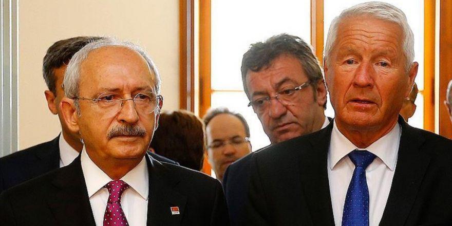 Avrupa Konseyi Genel Sekreteri Jagland'dan Kılıçdaroğlu'na Ziyaret