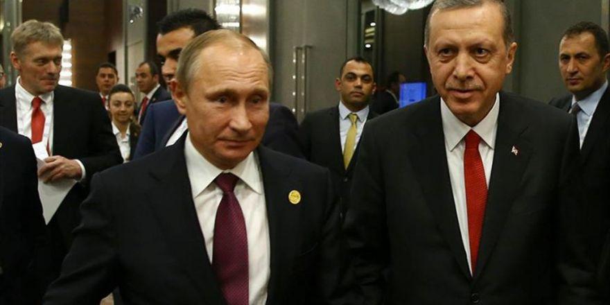 Peskov: İki Ülke İlişkilerine Dair Konularda Görüş Alışverişinde Bulunulacak