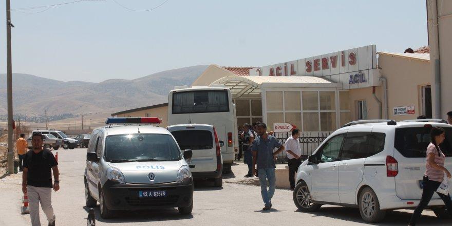 16 emniyet personeli tutuklandı