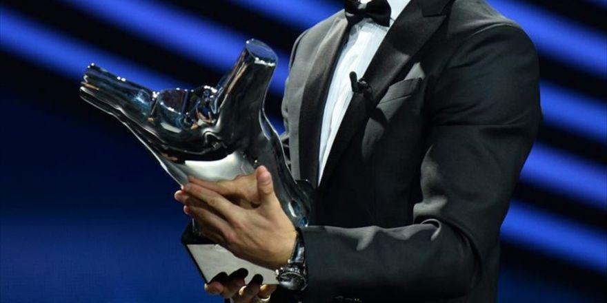 Uefa'da Yılın Futbolcusu Adayları 3'e Düştü