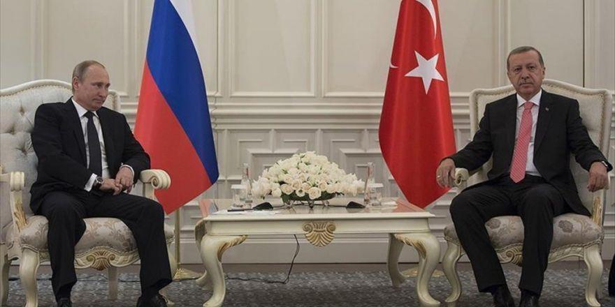 'Rusya'ya Türk Gıda Ürünlerinin İthalatı Görüşülecek'