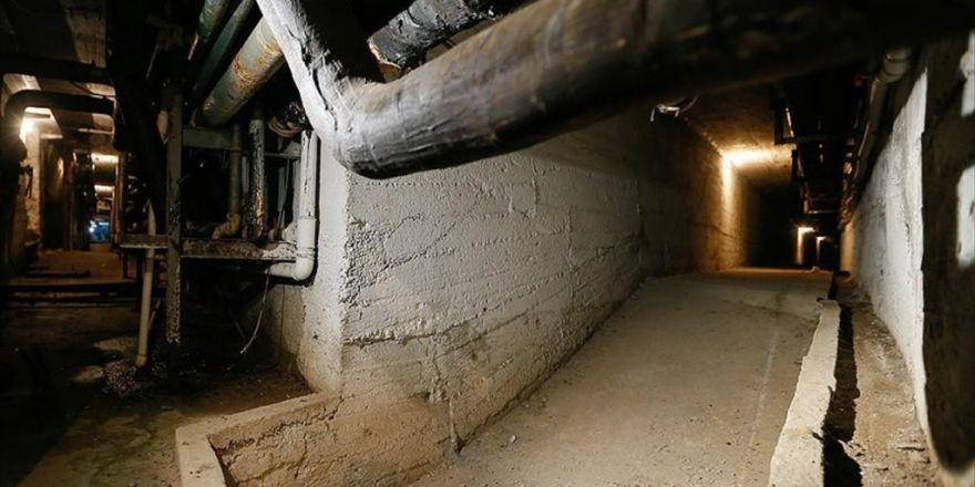 Fetö'nün Kapatılan Okulunda Tünel