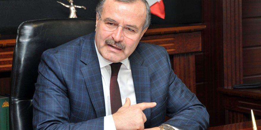 Kütükcü, OSBÜK Başkanlığına seçildi