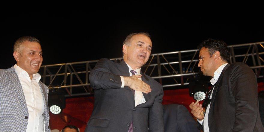 Bilim Sanayi ve Teknoloji Bakanı Özlü, Konya'da