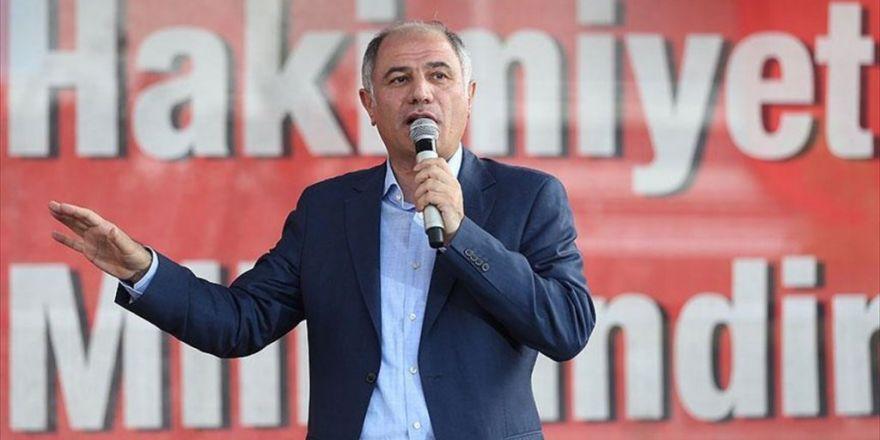 İçişleri Bakanı Ala: 15 Temmuz'da Millet Yönetime El Koydu