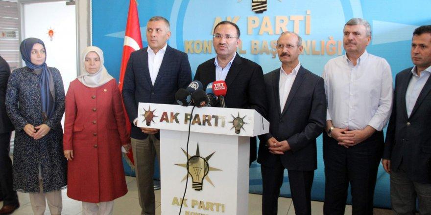 Bozdağ'dan Fetullah Gülen'in iadesi hakkında açıklama