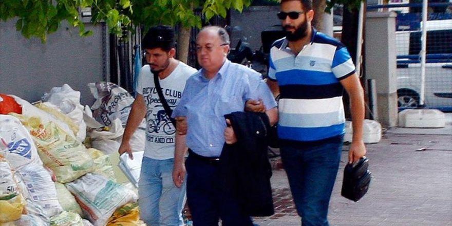 İzmir'deki Fetö/pdy Operasyonunda Ahmet Küçükbay Gözaltına Alındı