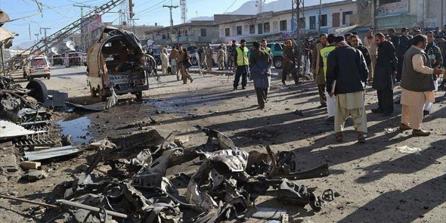 Pakistan'da Patlama: 42 Ölü