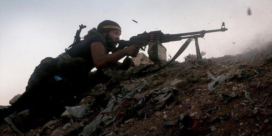 Suriye'de Muhalifler Şillif Kalesi'ni Yeniden Ele Geçirdi
