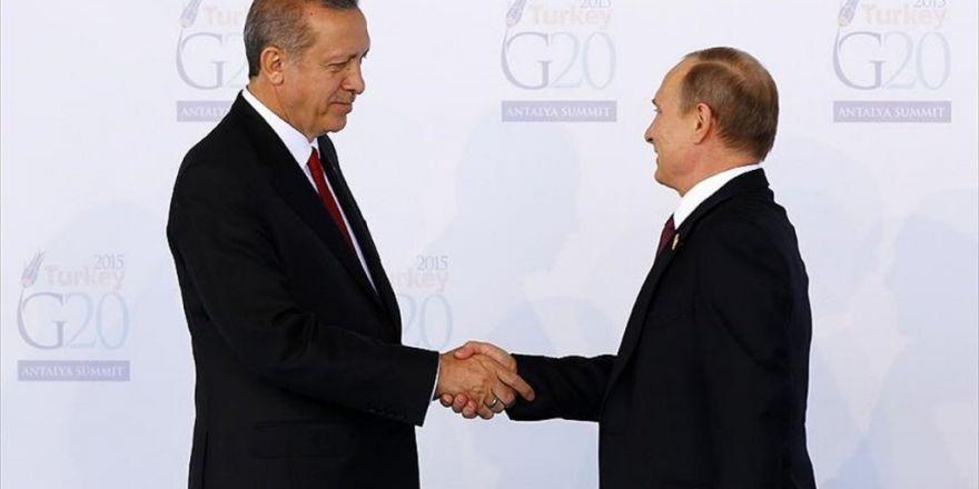 Erdoğan-putin Görüşmesi İlişkilerin Yol Haritasını Belirleyecek