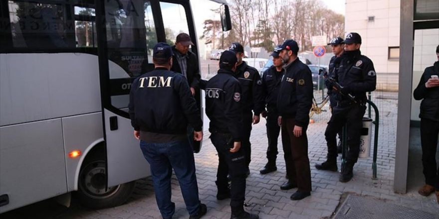 Sakarya'da 218 Kişi Fetö'den Tutuklandı
