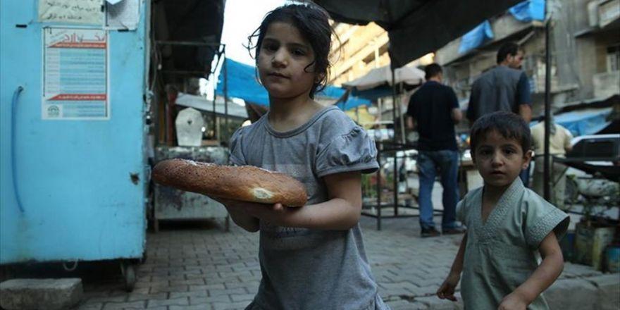 'Halep'te Acil Un Ve Yaşam Malzemesine İhtiyaç Var'