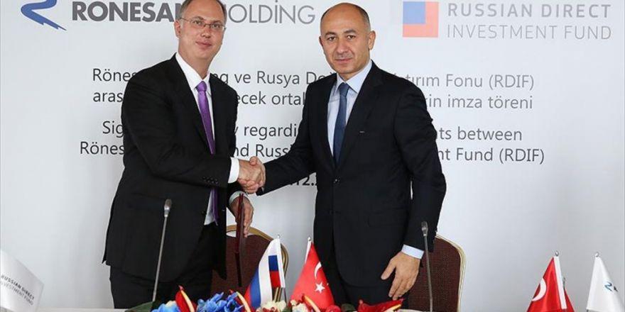 Rusya Yatırım Fonu İle 400 Milyon Dolarlık Anlaşma