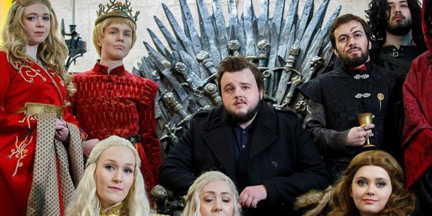 Orkestra Ve Koro Eşliğinde 'Game Of Thrones' Konseri