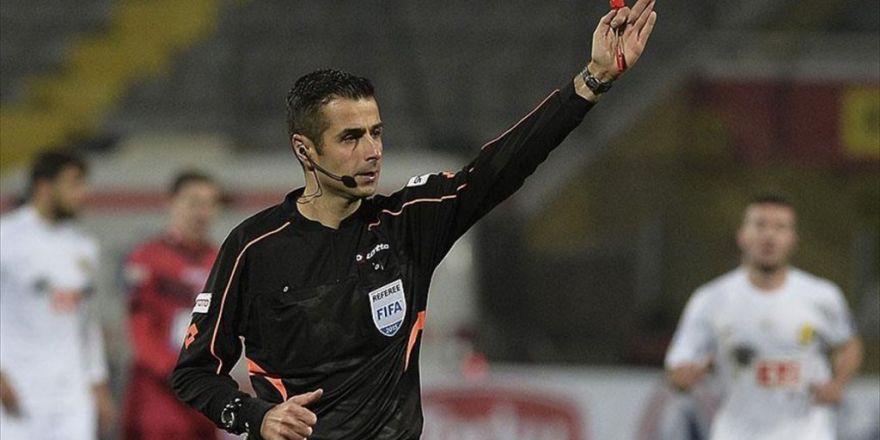 Süper Kupa'yı Kalkavan Yönetecek