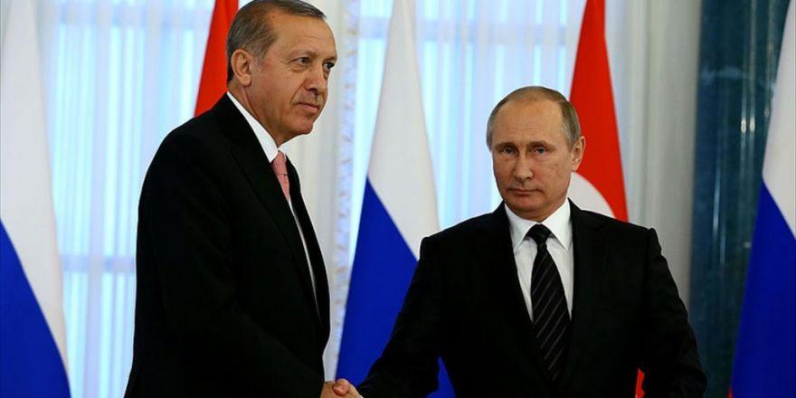 'Rusya'yla İlişkileri Eski Seviyeden De Öte Taşımaya Kararlıyız'