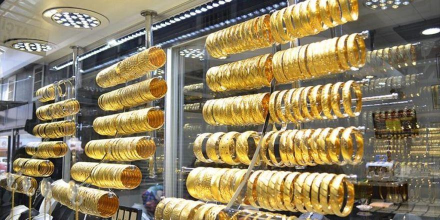 Altının Gramı 129 Liradan İşlem Görüyor