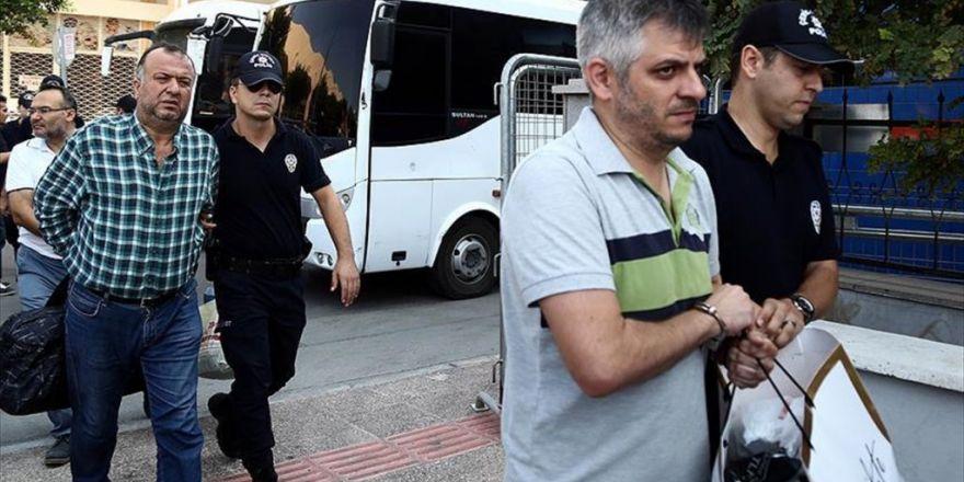 Mersin'deki Fetö Soruşturmasında 10 Kişi Tutuklandı