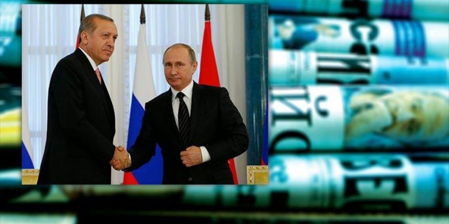 Rus Gazeteleri Erdoğan-putin Görüşmesiyle Çıktı