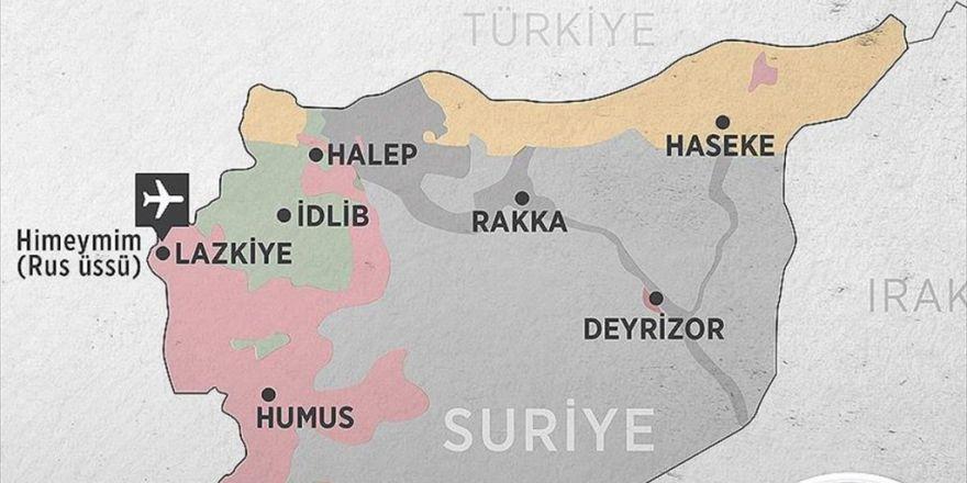 Rusya Suriye'deki Üssü Tam Teşekküllü Yapacak