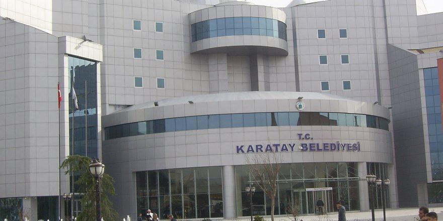 Karatay Belediyesi'nde yeni FETÖ Operasyonu