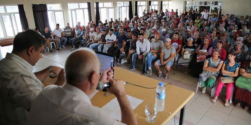 Ahıska Türkleri Türkiye'deki Yeni Yaşamlarına Alışıyor