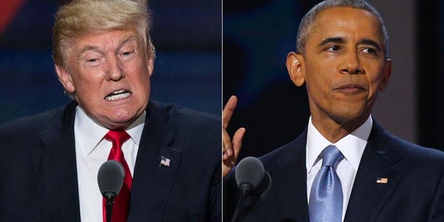 Trump'tan Obama'ya 'Daeş'in Kurucususun' Suçlaması
